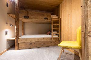 Hôtel Les Cabanes Chambéry Chambre 4 personnes
